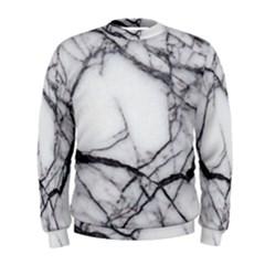 Marble Tiles Rock Stone Statues Men s Sweatshirt