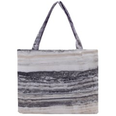 Marble Tiles Rock Stone Statues Pattern Texture Mini Tote Bag by Simbadda