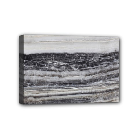 Marble Tiles Rock Stone Statues Pattern Texture Mini Canvas 6  X 4