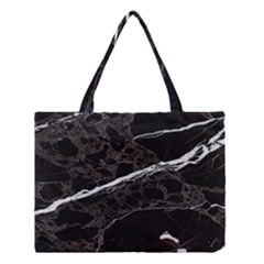 Marble Tiles Rock Stone Statues Medium Tote Bag