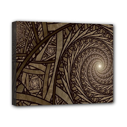 Abstract Pattern Graphics Canvas 10  X 8