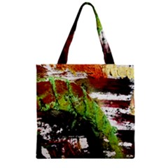 Collosium   Swards And Helmets 3 Zipper Grocery Tote Bag