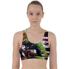 Collosium   Swards And Helmets 3 Back Weave Sports Bra