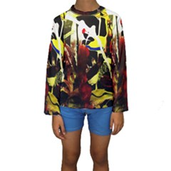 Drama 5 Kids  Long Sleeve Swimwear
