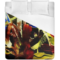 Drama 5 Duvet Cover (california King Size) by bestdesignintheworld