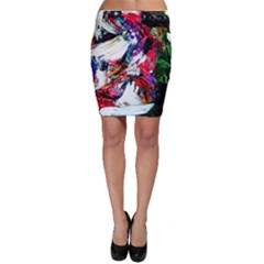 Way Up To Tailand Bodycon Skirt