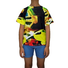 Drama 2 Kids  Short Sleeve Swimwear