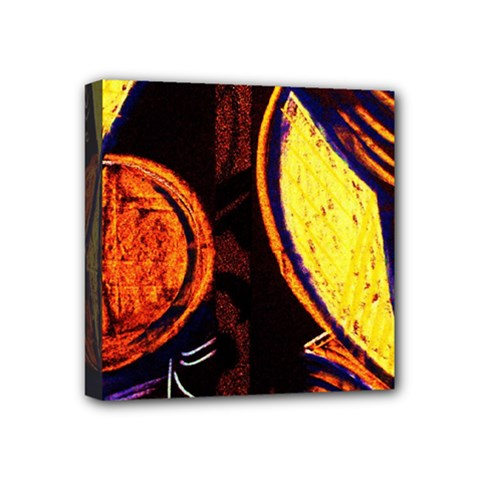 Cryptography Of The Planet Mini Canvas 4  X 4