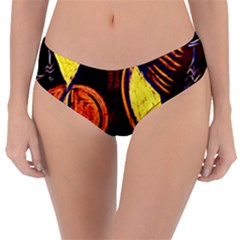 Cryptography Of The Planet Reversible Classic Bikini Bottoms