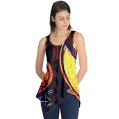 Cryptography Of The Planet Sleeveless Tunic