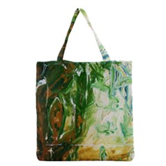 Close To Pinky,s House 11 Grocery Tote Bag
