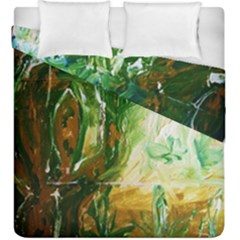 Close To Pinky,s House 11 Duvet Cover Double Side (king Size)