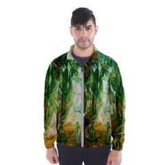 Close To Pinky,s House 11 Wind Breaker (men)