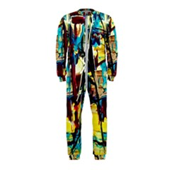 Dance Of Oil Towers 4 Onepiece Jumpsuit (kids)
