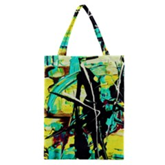 Dance Of Oil Towers 5 Classic Tote Bag