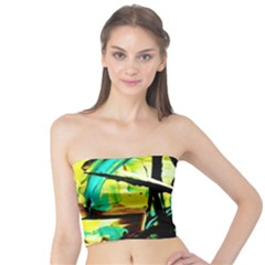Dance Of Oil Towers 5 Tube Top