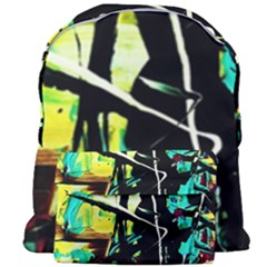 Dance Of Oil Towers 5 Giant Full Print Backpack