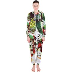 Doves Matchmaking 12 Hooded Jumpsuit (ladies)
