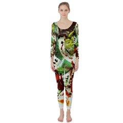 Doves Matchmaking 12 Long Sleeve Catsuit