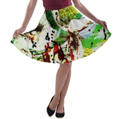 Doves Matchmaking 12 A Line Skater Skirt by bestdesignintheworld