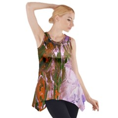 Close To Pinky,s House 12 Side Drop Tank Tunic