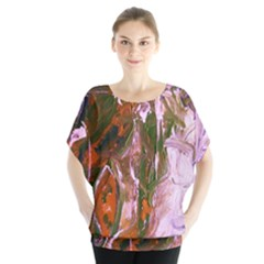 Close To Pinky,s House 12 Blouse