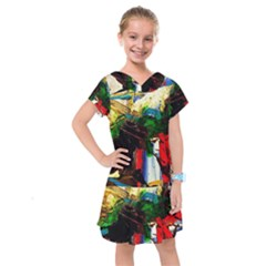 Catalina Island Not So Far 6 Kids  Drop Waist Dress by bestdesignintheworld