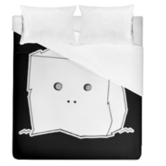 Drawing  Duvet Cover (queen Size)
