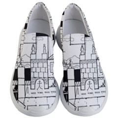 Drawing  Women s Lightweight Slip Ons