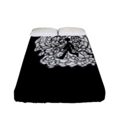Drawing  Fitted Sheet (full/ Double Size)