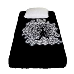 Drawing  Fitted Sheet (single Size)