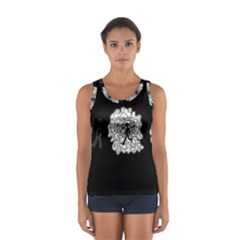 Drawing  Sport Tank Top