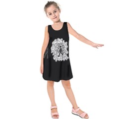 Drawing  Kids  Sleeveless Dress