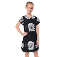 Drawing  Kids  Drop Waist Dress