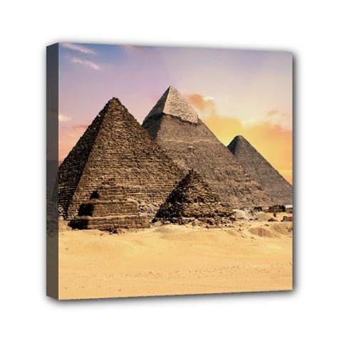 Ancient Archeology Architecture Canvas Travel Bag