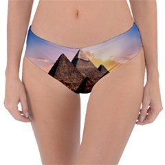 Ancient Archeology Architecture Reversible Classic Bikini Bottoms by Modern2018