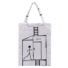 Drawing Classic Tote Bag