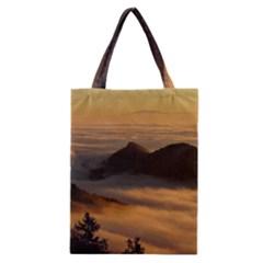 Homberg Clouds Selva Marine Classic Tote Bag