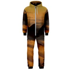 Homberg Clouds Selva Marine Hooded Jumpsuit (men)