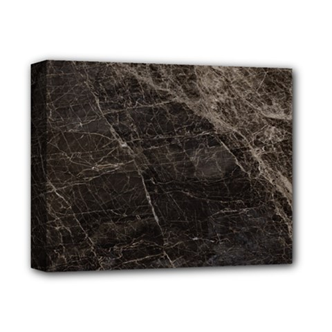 Marble Tiles Rock Stone Statues Deluxe Canvas 14  X 11