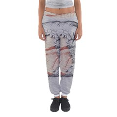 Hand Finger Drawing Fingernails Women s Jogger Sweatpants