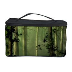 Forest Tree Landscape Cosmetic Storage Case