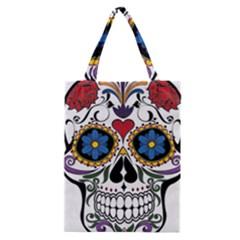 Cranium Sugar Skull Classic Tote Bag