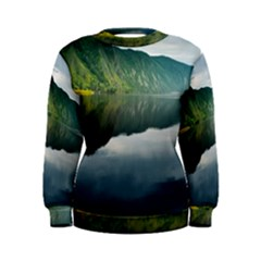 Evening Landscape Women s Sweatshirt