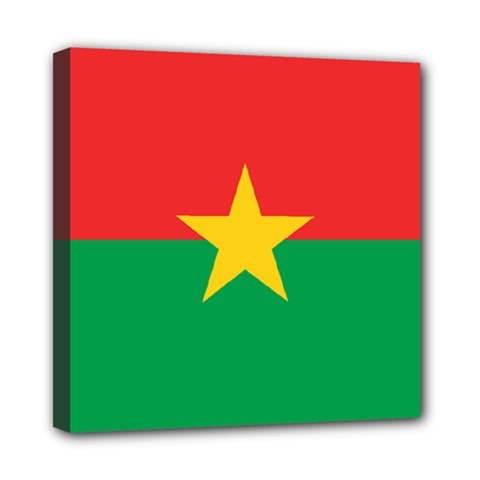 Flag Of Burkina Faso Multi Function Bag