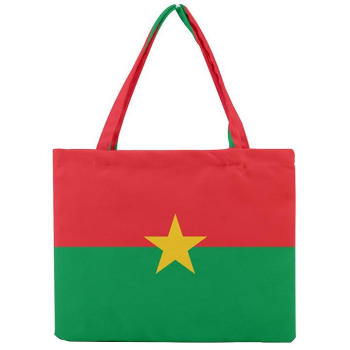 Flag of Burkina Faso Mini Tote Bag