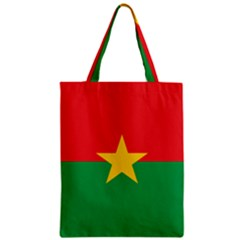 Flag Of Burkina Faso Classic Tote Bag