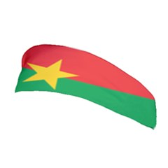 Flag Of Burkina Faso Stretchable Headband