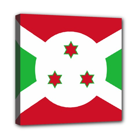 Flag Of Burundi Multi Function Bag