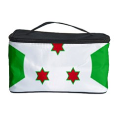 Flag Of Burundi Cosmetic Storage Case